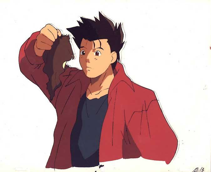 صور المقاتل النبيل Akira02